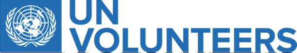 UNボランティアのロゴマーク