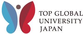 トップグローバルユニバーシティジャパンのロゴマーク