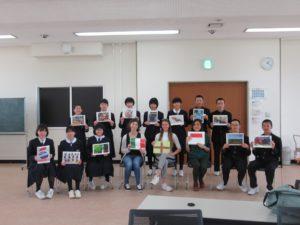 2019.5.9 藤里町立藤里中学校