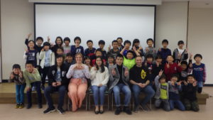 2019.10.30 大仙市立中仙小学校