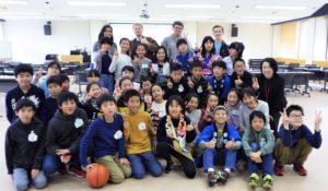 2019.11.21 由利本荘市立尾崎小学校