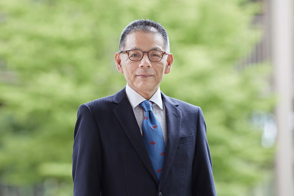 内田教授のプロフィール写真